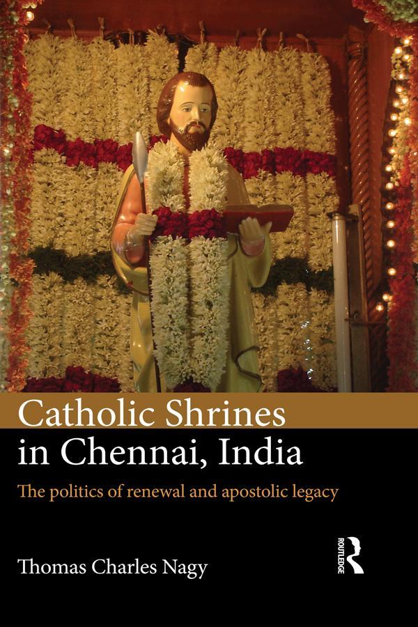 Catholic Shrines in Chennai, India als eBook epub