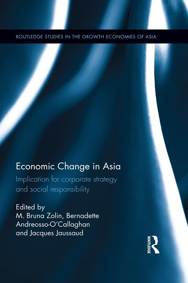 Economic Change in Asia als eBook epub