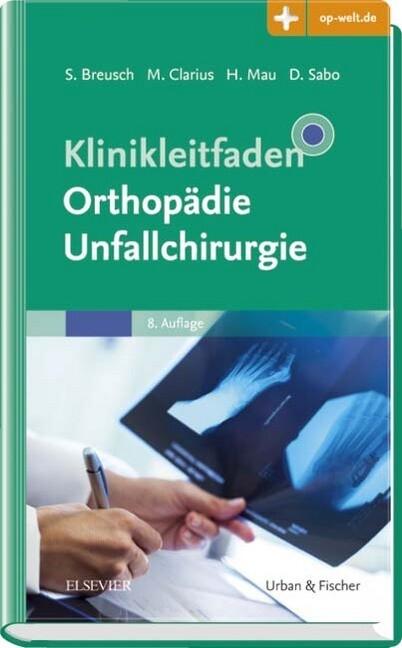 Klinikleitfaden Orthopädie Unfallchirurgie als ...