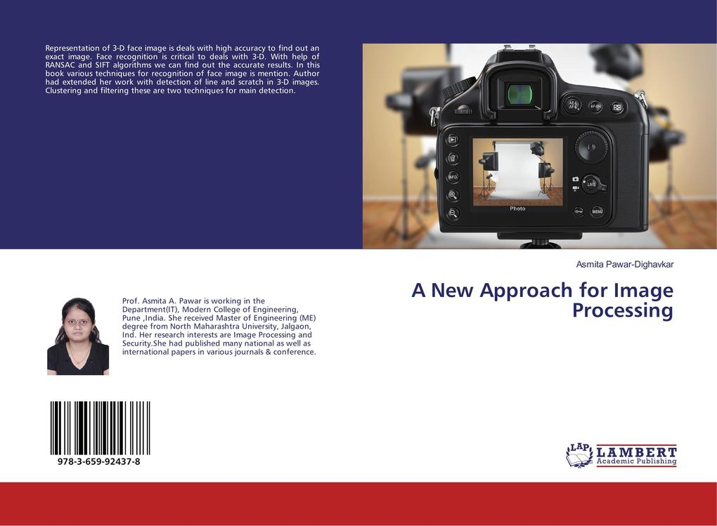 A New Approach for Image Processing als Buch (gebunden)