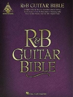 Randb Guitar Bible als Taschenbuch