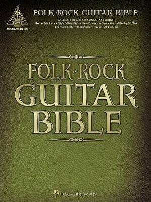 Folk-Rock Guitar Bible als Taschenbuch