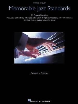 Memorable Jazz Standards als Taschenbuch