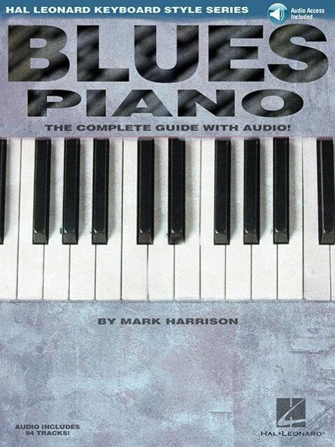 Blues Piano als Taschenbuch
