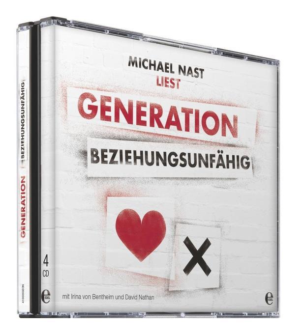 Generation Beziehungsunfähig als Hörbuch