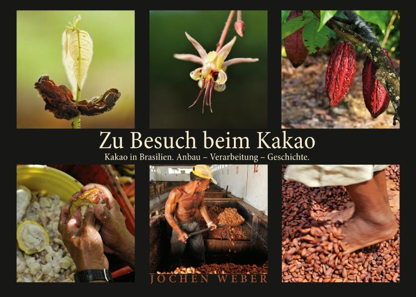 Zu Besuch beim Kakao als Buch (kartoniert)