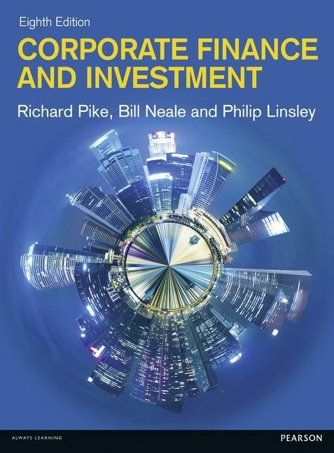 Corporate Finance and Investment with MyFinanceLab and Pearson etext als Buch