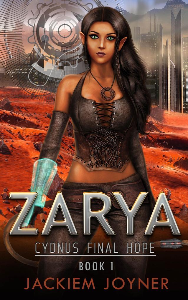 Zarya als eBook Download von Jackiem Joyner