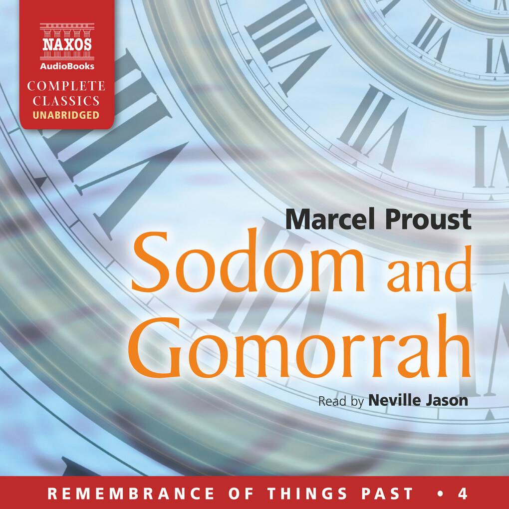 Sodom and Gomorrah (Unabridged) als Hörbuch Download