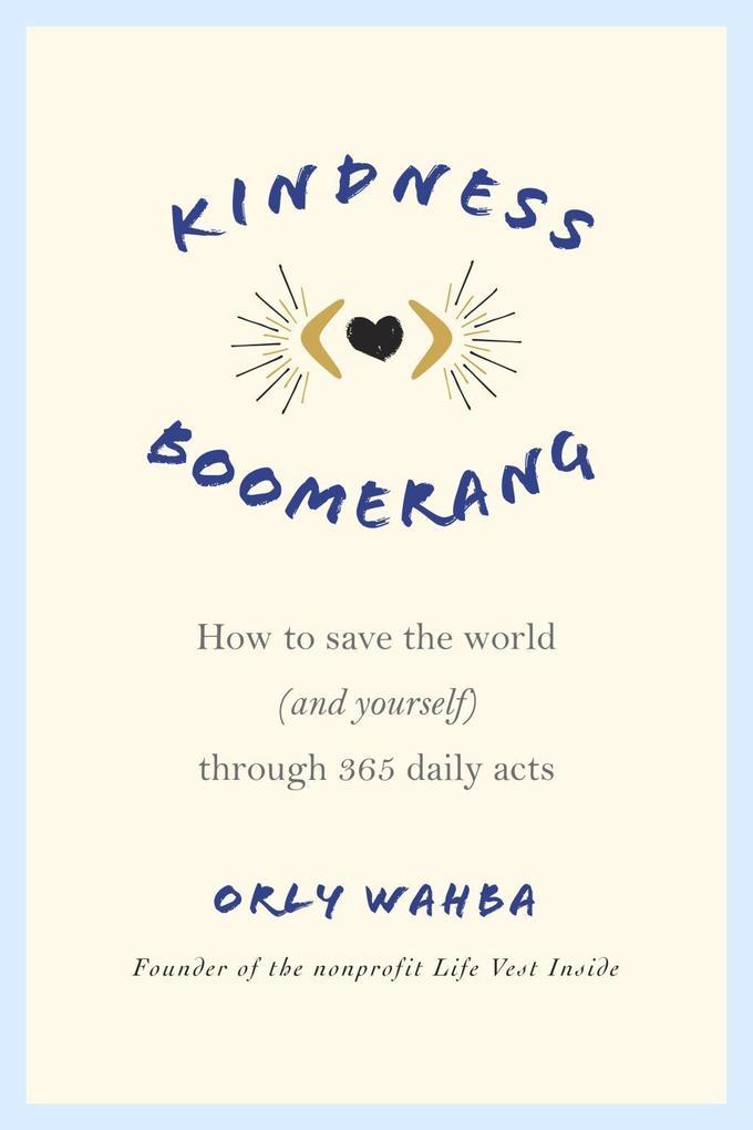 Kindness Boomerang als eBook epub