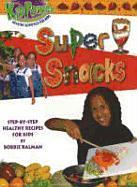 Super Snacks als Buch