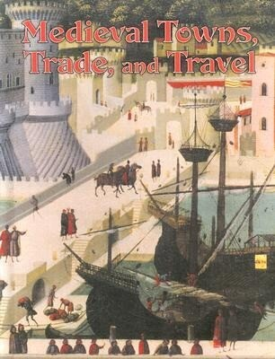 Medieval Towns Trade and Travel als Buch