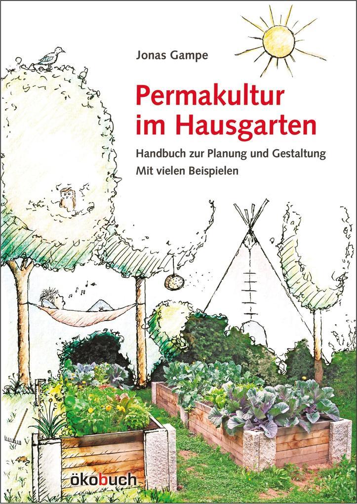 Permakultur im Hausgarten als Buch (gebunden)