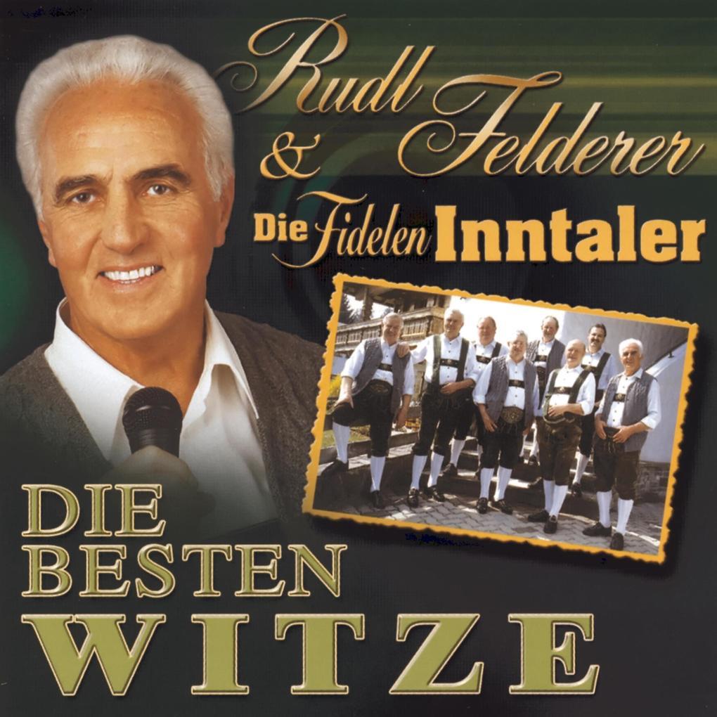 Rudl Felderer - Die besten Witze als Hörbuch Do...