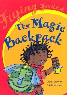 The Magic Backpack als Buch
