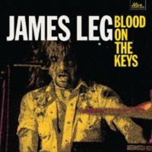 Blood On The Keys als CD