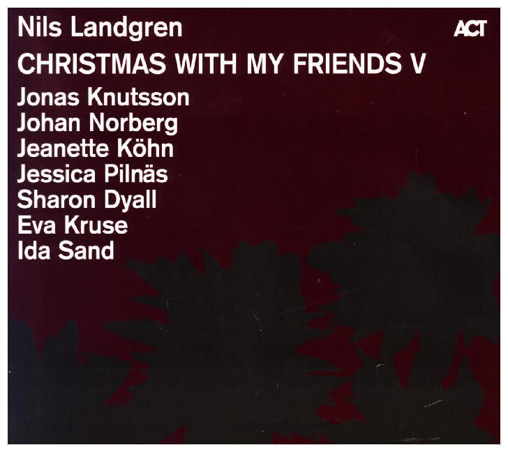 Christmas with My Friends V als CD