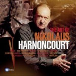 Art Of Nikolaus Harnoncourt