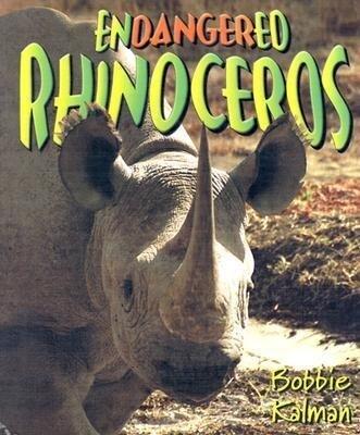 Endangered Rhinoceroses als Buch