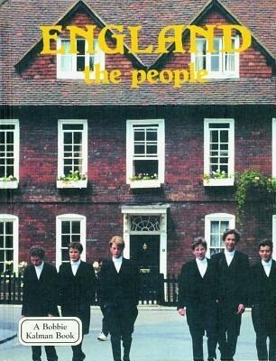 England the People als Buch