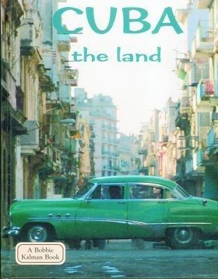 Cuba the Land als Buch