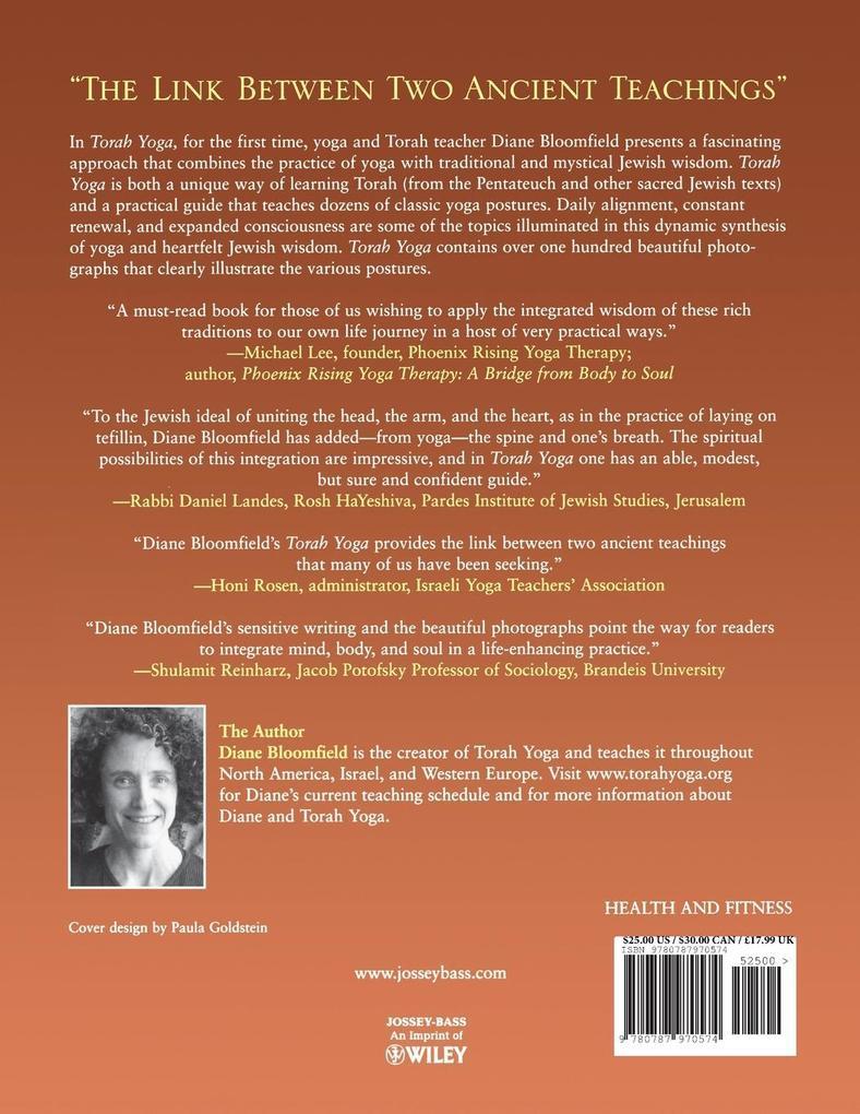 Torah Yoga als Taschenbuch