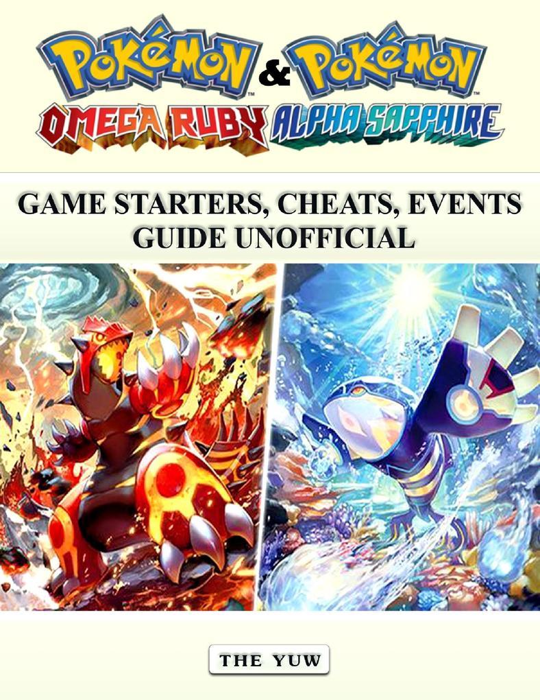 Pokemon Omega Ruby & Alpha Sapphire Game Starte...