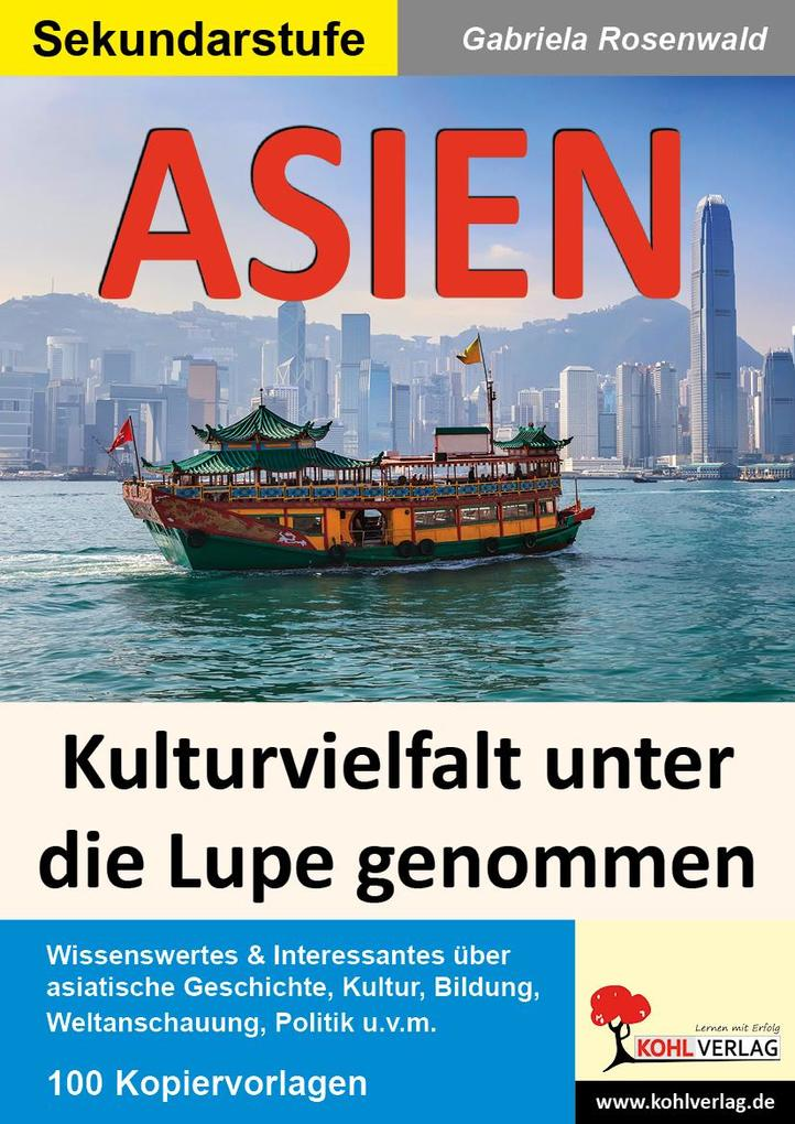 ASIEN als eBook Download von Gabriela Rosenwald
