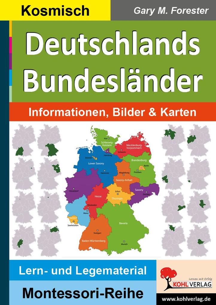 Deutschlands Bundesländer als eBook Download vo...