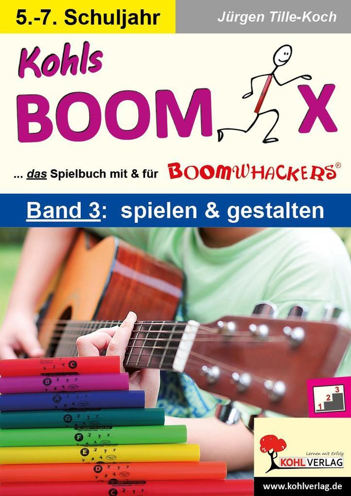 Kohls BOOMIX / 5.-7. Schuljahr als eBook pdf