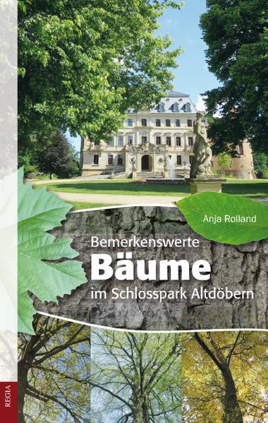 Bemerkenswerte Bäume als Buch von Anja Rolland