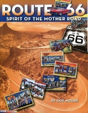 Route 66: Spirit of the Mother Road als Taschenbuch