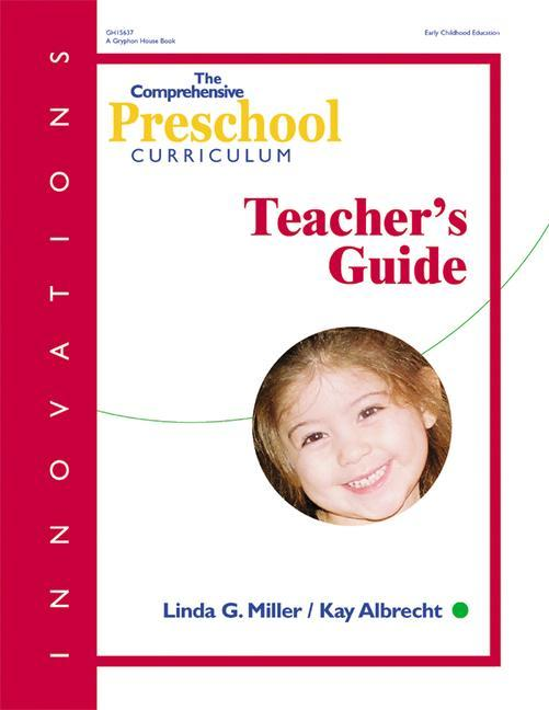 The Comprehensive Preschool Curriculum als Taschenbuch