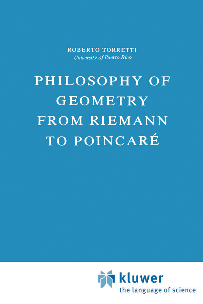 Philosophy of Geometry from Riemann to Poincaré als Buch