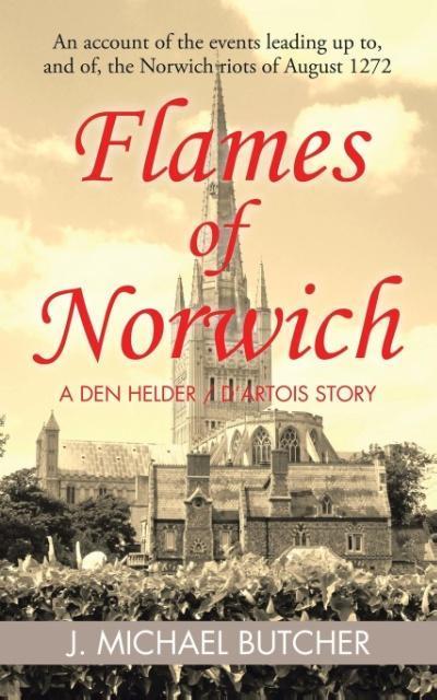 Flames of Norwich als Taschenbuch