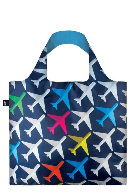 LOQI Bag AIRPORT Airplane