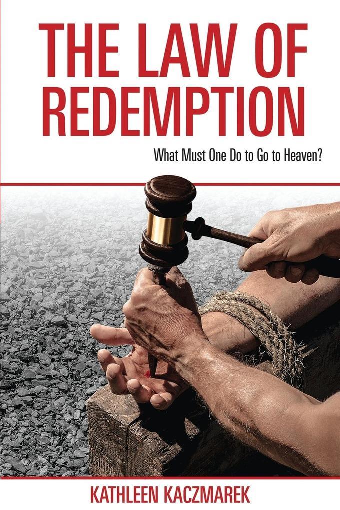 The Law of Redemption als Taschenbuch