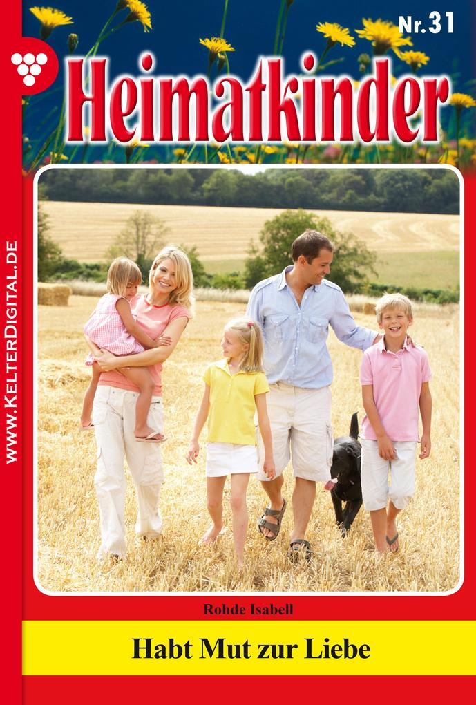 Heimatkinder 31 - Heimatroman als eBook epub