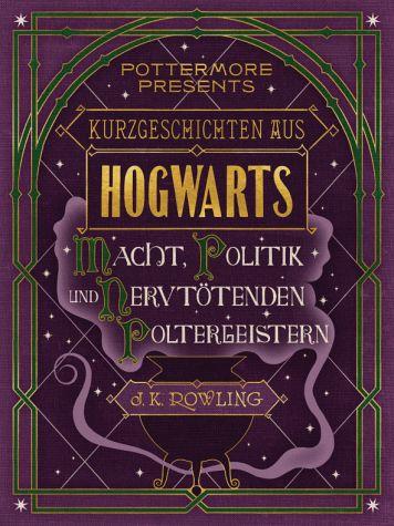 Kurzgeschichten aus Hogwarts: Macht, Politik und nervtötende Poltergeister als eBook