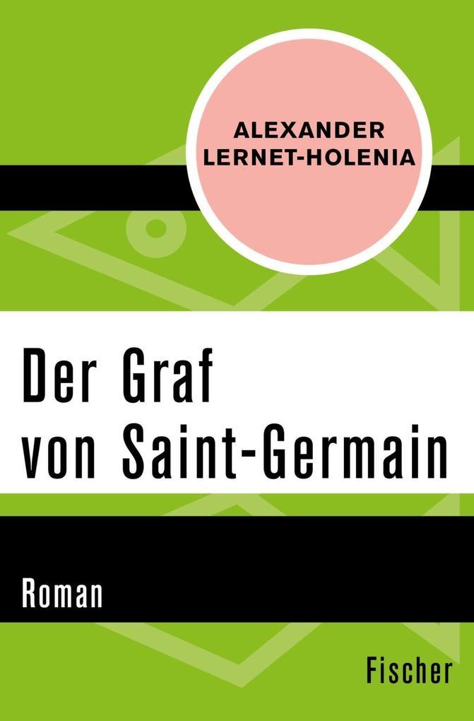 Der Graf von Saint-German als Taschenbuch