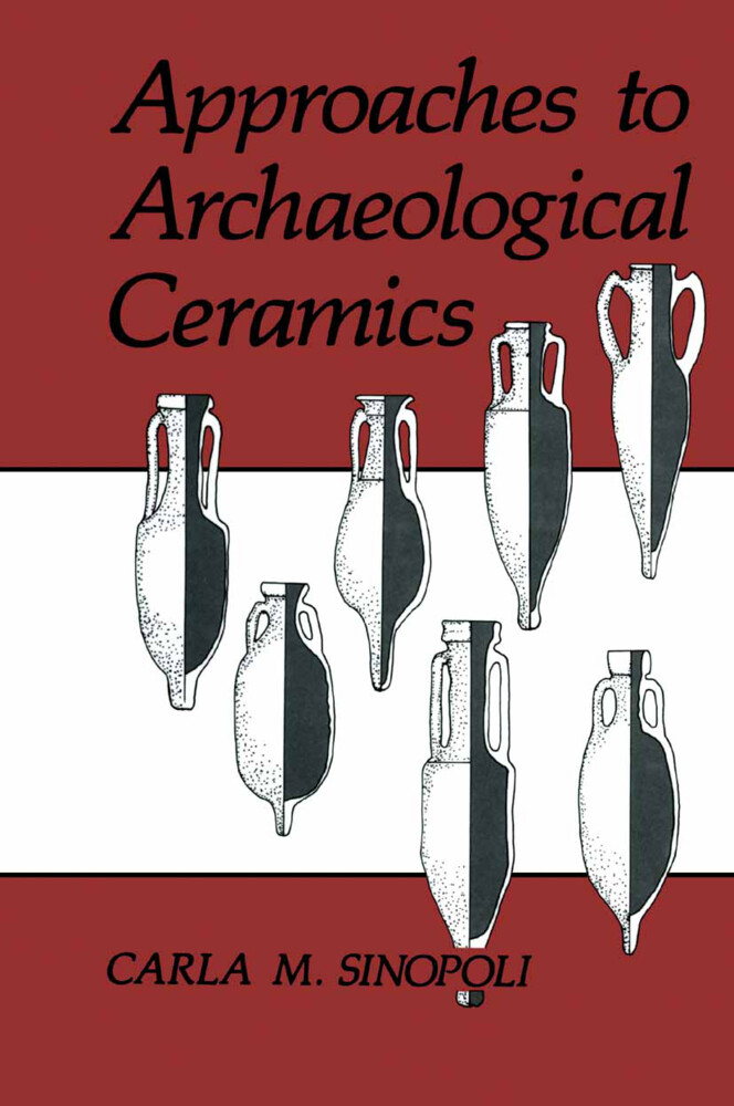 Approaches to Archaeological Ceramics als Buch