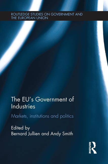 The EU's Government of Industries als Taschenbuch