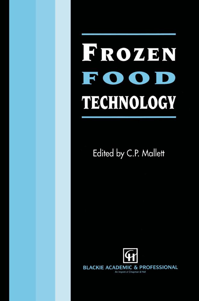 Frozen Food Technology als Buch (gebunden)