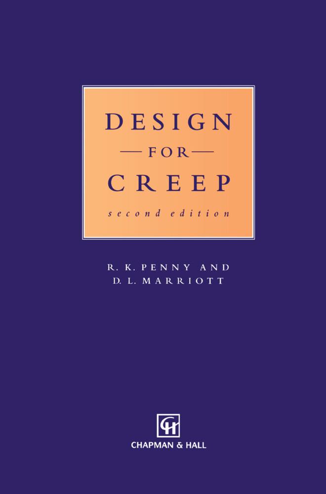 Design for Creep als Buch