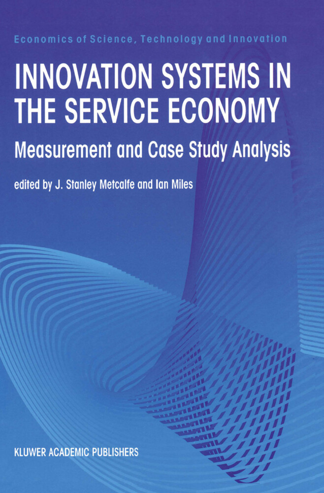 Innovation Systems in the Service Economy als Buch