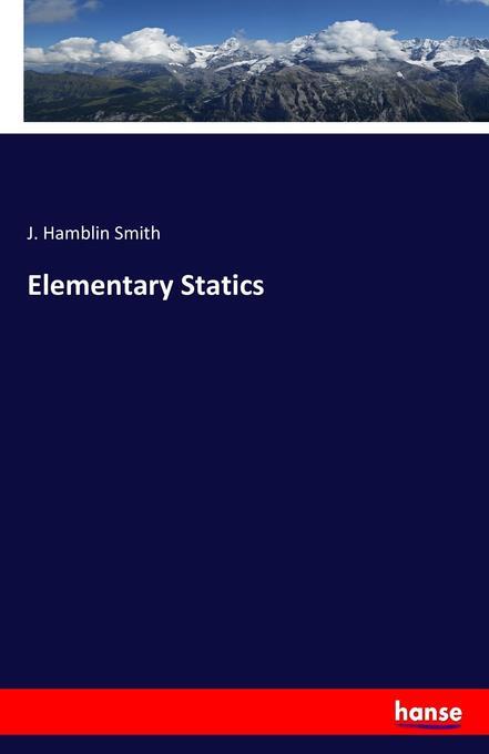 Elementary Statics als Buch (gebunden)