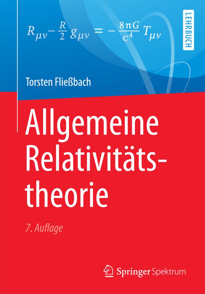 Allgemeine Relativitätstheorie als Buch