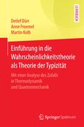 Einführung in die Wahrscheinlichkeitstheorie als Theorie der Typizität