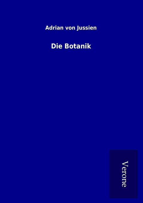 Die Botanik als Buch (gebunden)