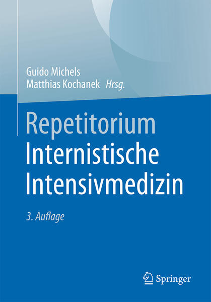 Repetitorium Internistische Intensivmedizin als...